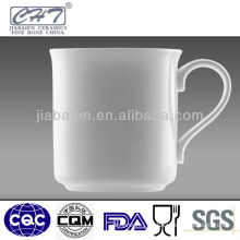 10OZ Fine bone china modern porcelain beer cup