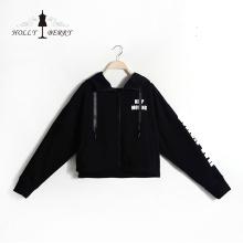 Pullover Full Sleeves Casual Black Breathable Hoodies Sweatshirts