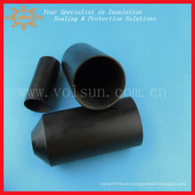 Waterproof Polyolefin Moulded Heat Shrink Cable End Cap