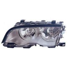 Auto Parts - Lámpara de cabeza para BMW E46 '98 4D (LS-BMWL-039)