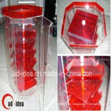 Revolving Light Box / Exhibition Stand (AD-102)