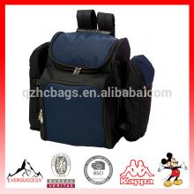 Более холодный мешок для пикника рюкзак Изолированная посуда,термос, рюкзак для пикника (hcc0003)