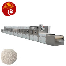 Chemical Ore Industry Microwave Drying And Sterilization  Equipment