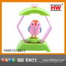 New Item plastic B/O plastic bird toys for kids