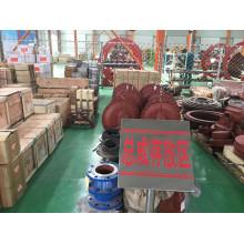 Bester Preis Ersatzteile aus Stahl aus China Zubehörwerk