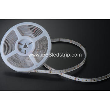All In One SMD3014 120Leds Red Transparent Led Strip Light
