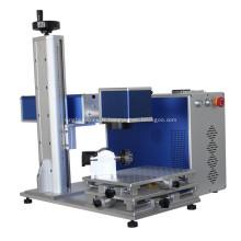 Machine de marquage des métaux au laser à fibre pour acier au carbone