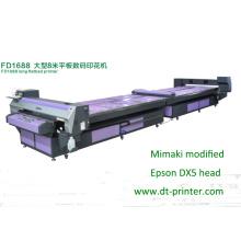 Impresora de camisetas para la impresión directa de la marca de fábrica