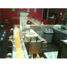 Sushi Belt Convoyer Rotary Sushi Equipment