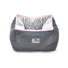 Top Sale Guaranteed Quality Square Elegant Soft Pet Washable Cat Bed