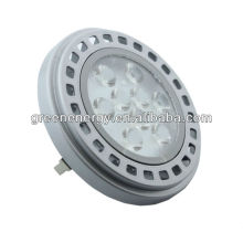 TÜV CE G53 12V LED AR111 Birne, AR111 LED SPotlight