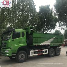 Mini caminhão basculante com carregamento automático