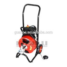 D360ZF tragbarer Abflussrohrreiniger, Rohrreinigung mahcine