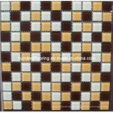 Crystal Glass Mosaic Tile (HS108)