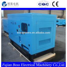 30kw silent diesel generator with 4BT3.9-G engine
