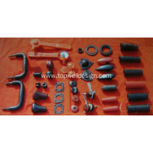 Plastic Mold Part Injection