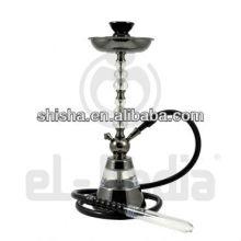 Aluminium Nargile Alu Shisha Wasserpfeife Kristall chicha