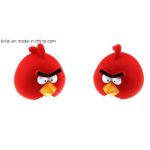 Lovely Vinyl Toy Manufacturers Plastic Anyry Bird Toy