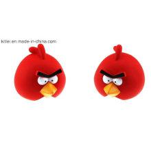 Симпатичные игрушки виниловых производителей Пластиковые игрушки Anyry Bird