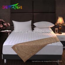 Hotel Leinen / Gute Qualität Matratzenauflage, Matratzenschoner, Matratzenauflagen