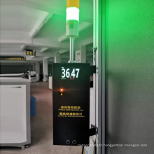 Walkthrough Temperature Monitoring Gate