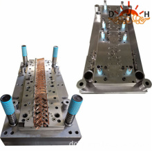 Custom precision punch press mold for metal parts