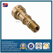 High Quality C36000 Brass Precision CNC Machining Part