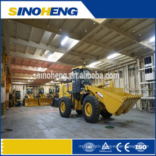 XCMG 6ton Hydraulic Wheel Loader Lw600kn with Pilot Control
