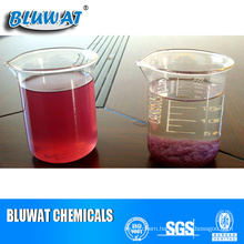 Water Decoloring Agent of High-Efficiency