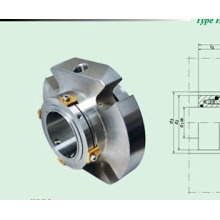 Cartridge Mechanical Seal with Single End and Double End Hqct Nonstandard
