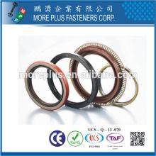 Nylon PU PTFE junta tórica junta de sellado de la junta de estanqueidad