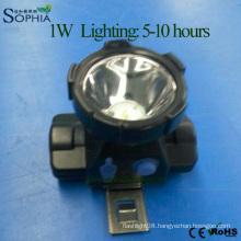 New LED Head Lamp, Head Light, Rechargeable Head Lamp, Head Light, Cordless Headlamp, Miner′s Lamp, Mining Lamp, LED Mining Light
