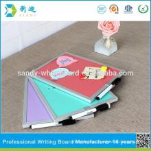 jinhua metal white board for kids, home decor                                                     Quality Assured