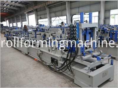 Steel Profile M Channel Forming Machines