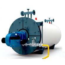 Caldeira de vapor de condensação a gás WNS