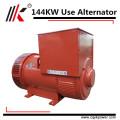 144kw 180kva 220v generador trifásico del alternador generador de energía 500w dínamo