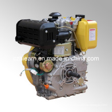 12HP Diesel Engine Electric Start with Keyway Shaft (HR188FA)