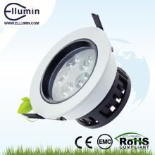 led working light 5w led downlight
