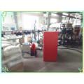 Tubería plástica de la protuberancia de la fabricación de tubos del PVC PEPE HDPE PPR que hace la cadena de producción
