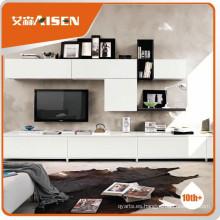 Diseño de gabinete de TV Performancewall de todas las estaciones
