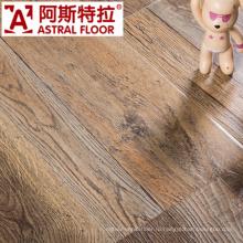 Зарегистрированные реальные ламинат текстуры древесины (AY7011)