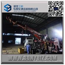 50 Ton Heavy Duty Sliding Rotator Wrecker Upper Body
