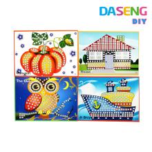 Карты мозаики для детей