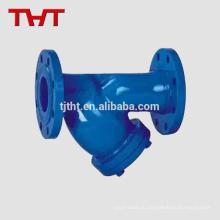 Y Тип водопроводным фильтр сетчатый фильтр Фланцевый с экрана