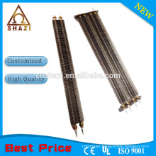 electric heating element for Hazardous Area Air Warmers