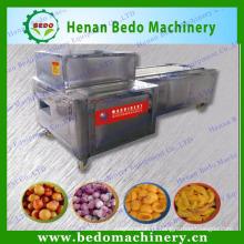 A semente da ameixa da fruta elogiada alta remove a máquina / máquina da remoção da semente da fruta / data a máquina de remoção da semente 008613253417552