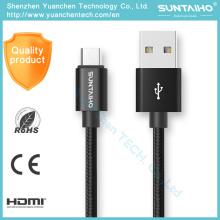 Cable USB de carga de datos de relámpago rápido más vendido para iPhone 5 5s 6 6s Plus 7