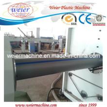 Línea de producción de tuberías PPR / PP Tubos de agua PE Maquinaria