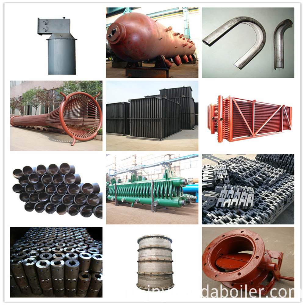 boiler pressure parts and casting parts