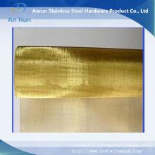 Tissu en mousse métallique / Tissu de protection en rouleau à anneau d'or / RFID